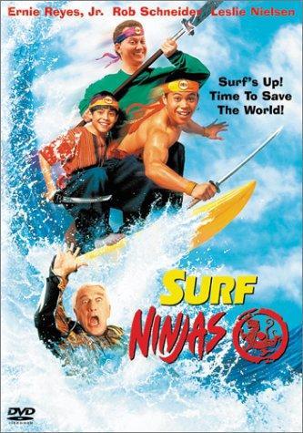 poster Surf Ninjas (1993)