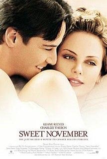 poster Sweet November (2001)