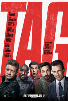 poster Tag (2018)