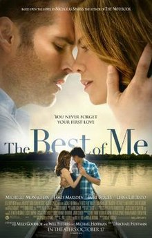poster The Best of Me (2014)