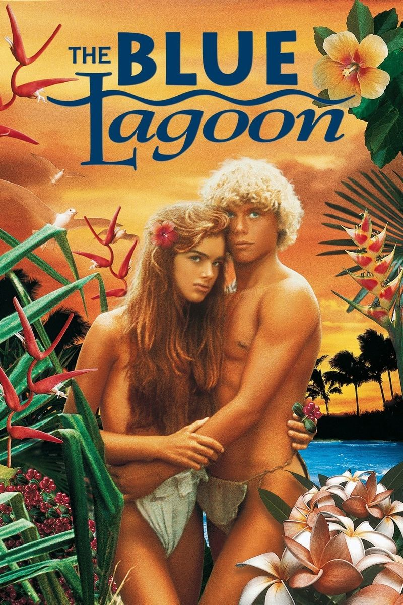 poster The Blue Lagoon (1980)