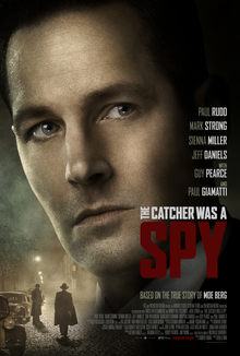 poster The Catcher Was a Spy (2018)