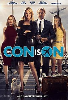 poster The Con Is On (2018)