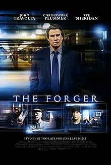 poster The Forger (2014)
