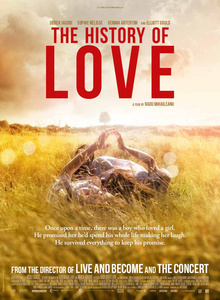 poster The History of Love (2016)