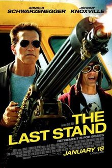 poster The Last Stand (2013)