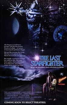poster The Last Starfighter (1984)