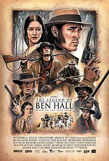 poster The Legend of Ben Hall (2016)