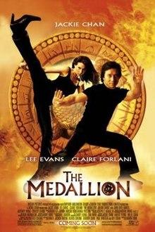 poster The Medallion (2003)