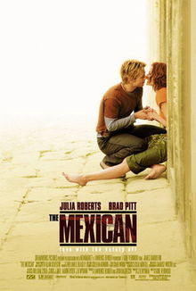 poster The Mexican (2001)