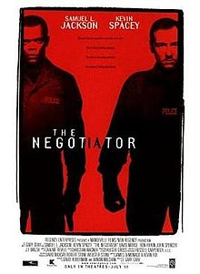 poster The Negotiator (1998)