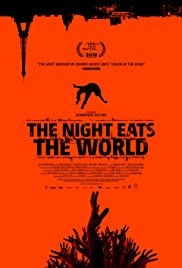 poster The Night Eats the World (2018)