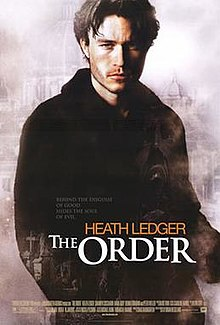 poster The Order aka The Sin Eater (2003)