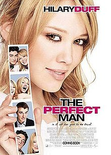poster The Perfect Man (2005)