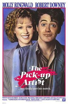 poster The Pick-up Artist (1987)
