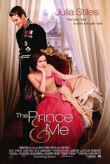 poster The Prince and Me (2004)