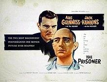 poster The Prisoner (1955)