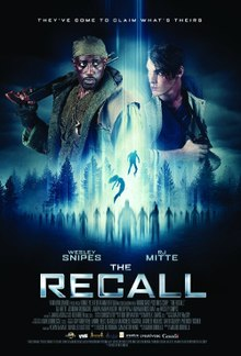 poster The Recall (2017)