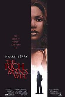poster The Rich Man's Wife (1996)