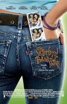 poster The Sisterhood of the Traveling Pants (2005)