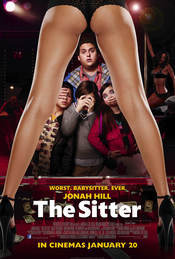 poster The Sitter (2011)