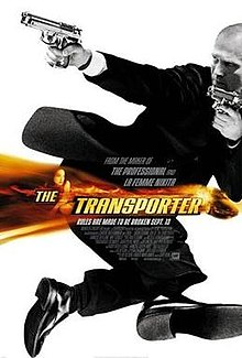 poster The Transporter (2002)