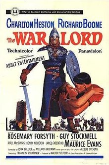 poster The War Lord (1965)