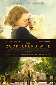 poster The Zookeeper's Wife (2017)