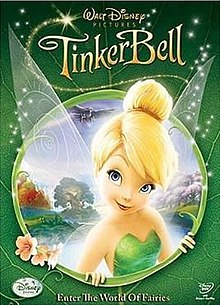 poster Tinker Bell (Video 2008)