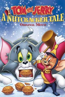 poster Tom and Jerry A Nutcracker Tale (Video 2007)