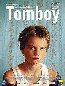 poster Tomboy (2011)