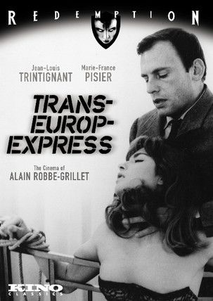 poster Trans-Europ-Express (1966)