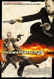 poster Transporter 2 (2005)