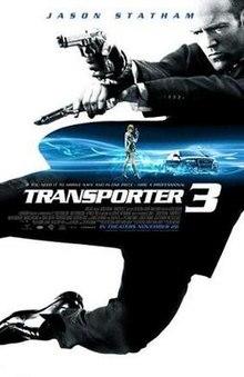 poster Transporter 3 (2008)