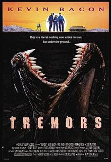 poster Tremors (1990)