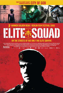 poster Tropa de Elite - Elite Squad (2007)
