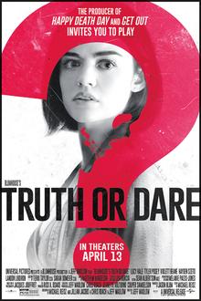poster Truth or Dare (2018)