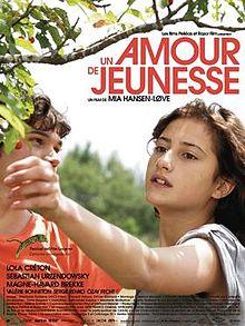 poster Un amour de jeunesse (2011)