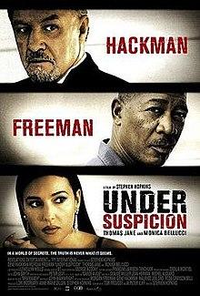 poster Under Suspicion (2000)
