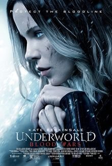 poster Underworld Blood Wars (2016)