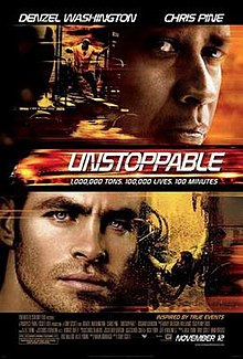 poster Unstoppable (2010)