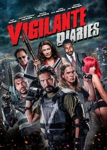 poster Vigilante Diaries (2016)