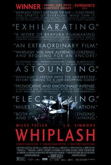 poster Whiplash (2014)