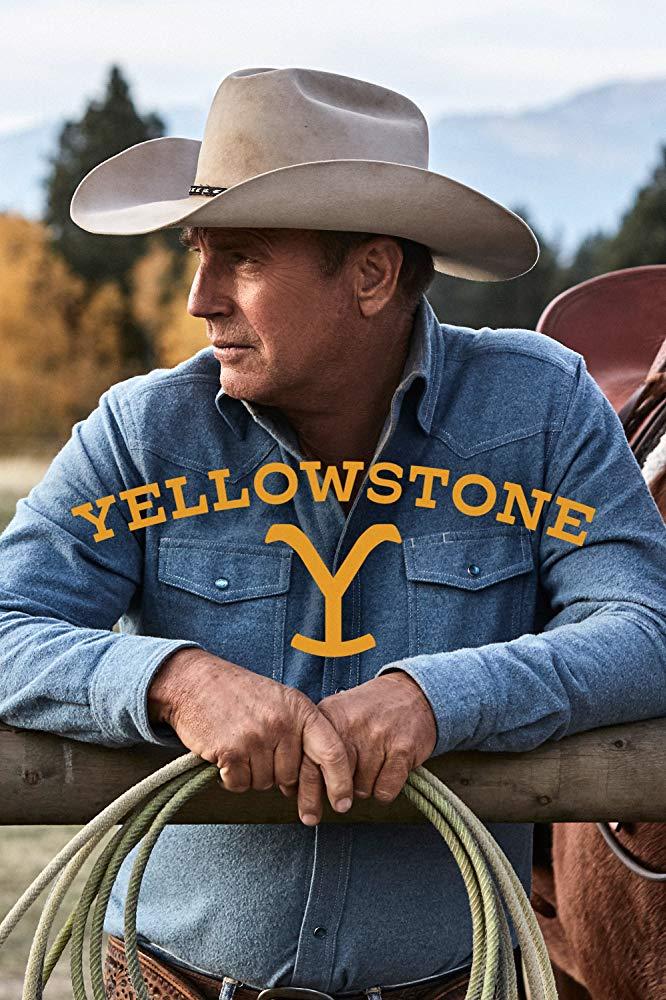 poster Yellowstone (2018)