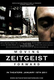 poster Zeitgeist Moving Forward (2011)