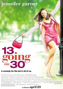 poster 13 Going on 30 (2004)