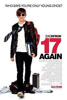 poster 17 Again (2009)