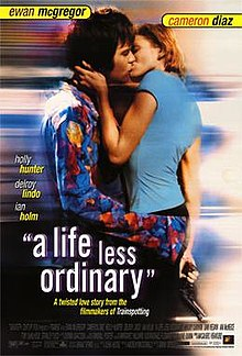 poster A Life Less Ordinary (1997)