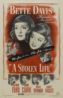 poster A Stolen Life (1946)
