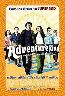 poster Adventureland (2009)